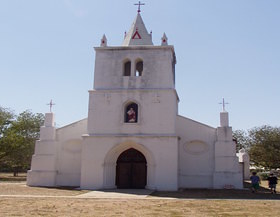 Lombadina Church
