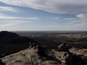 The Grampians N.P.