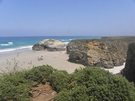 Playa das Catedrais