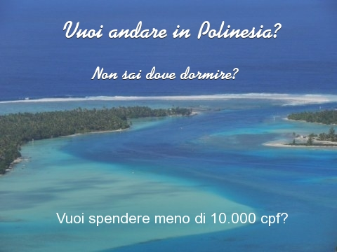 speciale polinesia